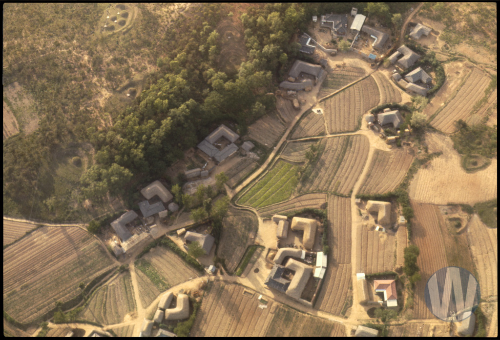 Gangwon-do from the air